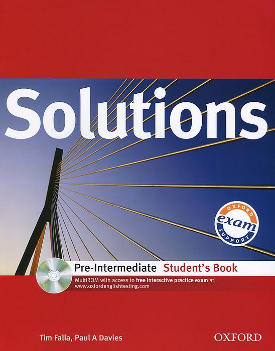 Гдз solutions book intermediate s student
