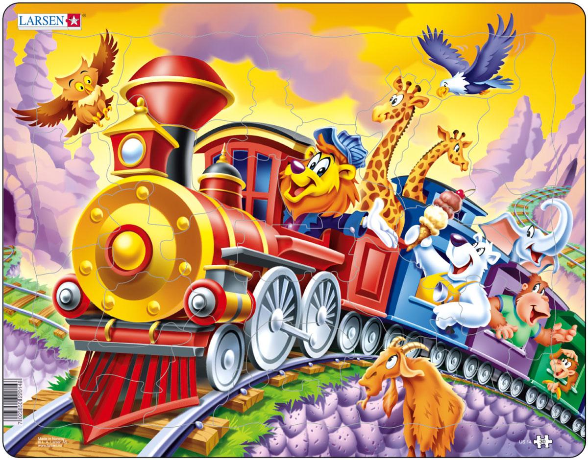 Поезд веселые картинки, цветные