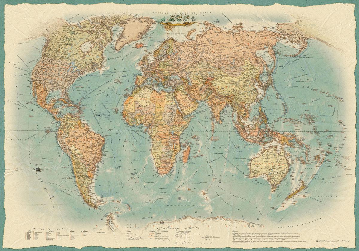 на карте картинки что