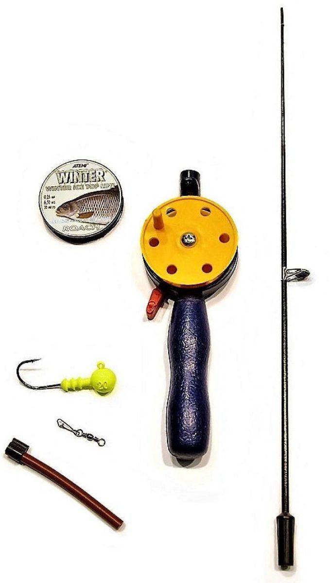 Наборы снастей для зимней рыбалки