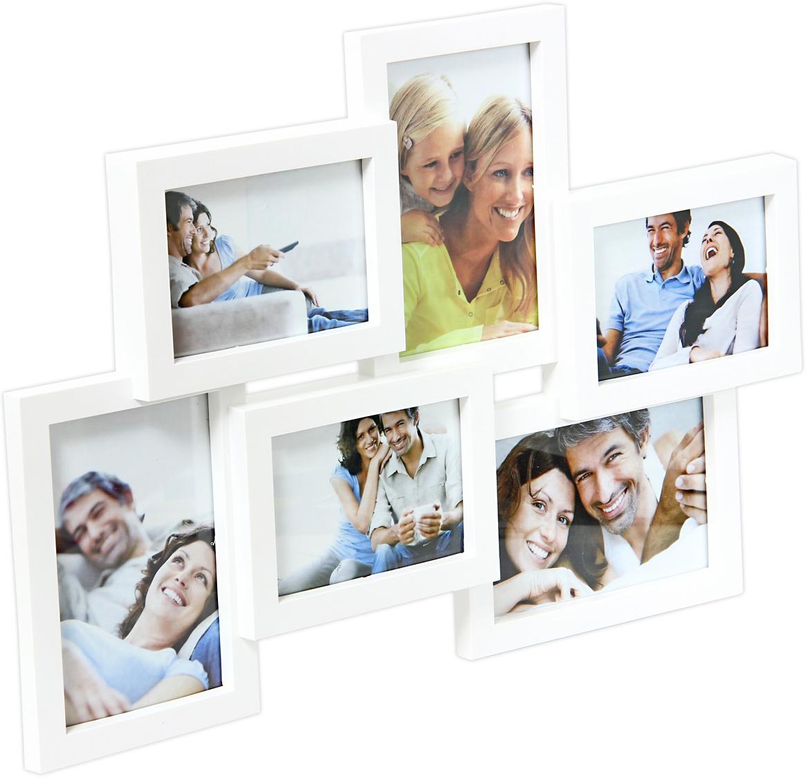 фотоколлаж из нескольких рамок привнесет ваш