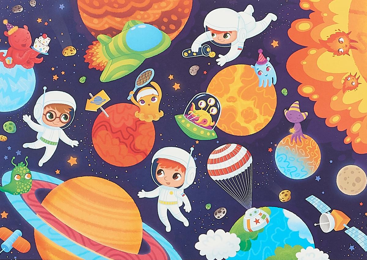 Картинка смешная космос для детей, винкс