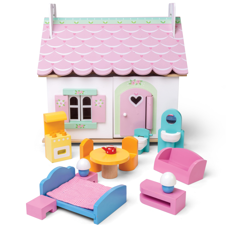 картинки игрушек домиков тонике