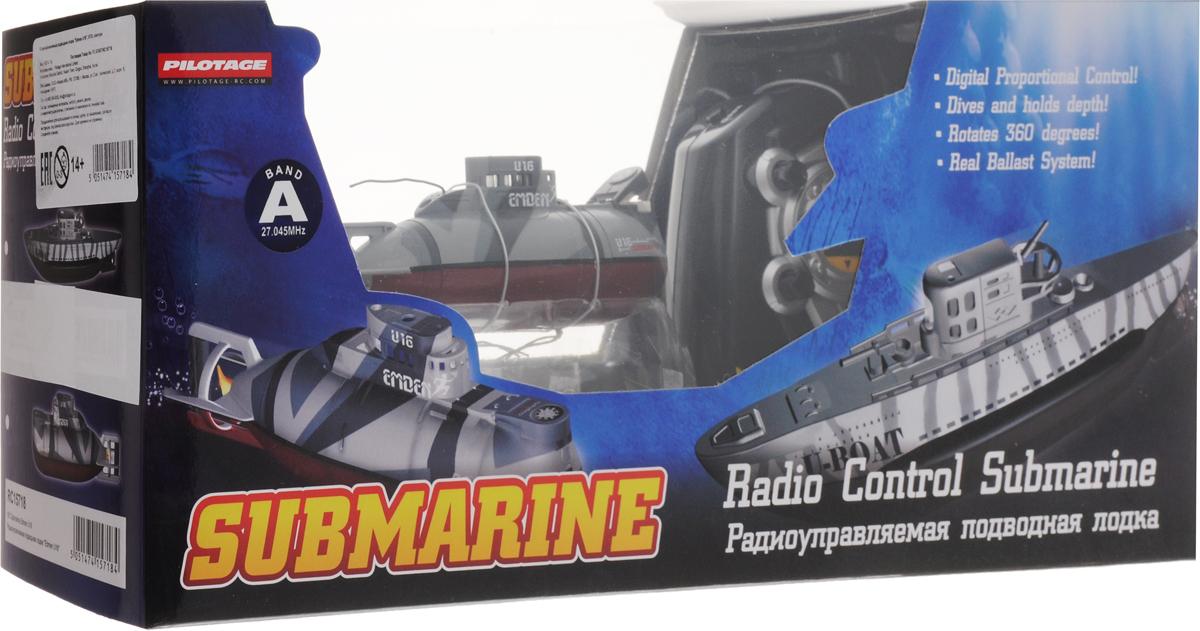 все о подводных лодках игрушках